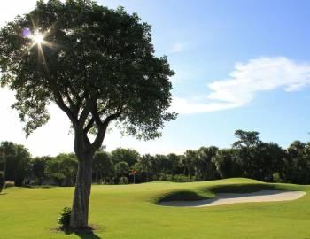 Sanctuary Golf Club view