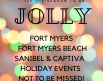 Fort Myers FL area holiday events not to be missed