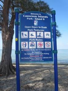 Sanibel Causeway rules