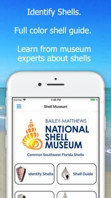 Baileys Mathews National Shell Museum App