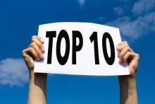 Top Ten Things to do on the Sanibel Causeway