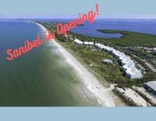 Sanibel is Opening!
