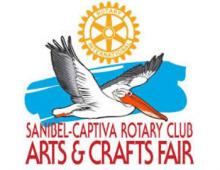 Sanibel Captiva Rotary Club Arts and Craft Fair