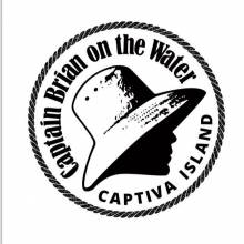 Captain Brian on the Water logo
