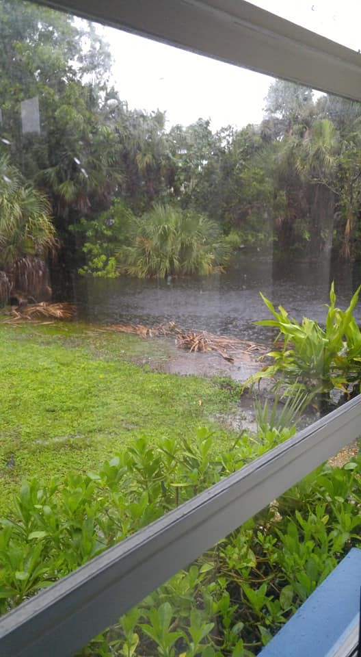 Sanibel flooding