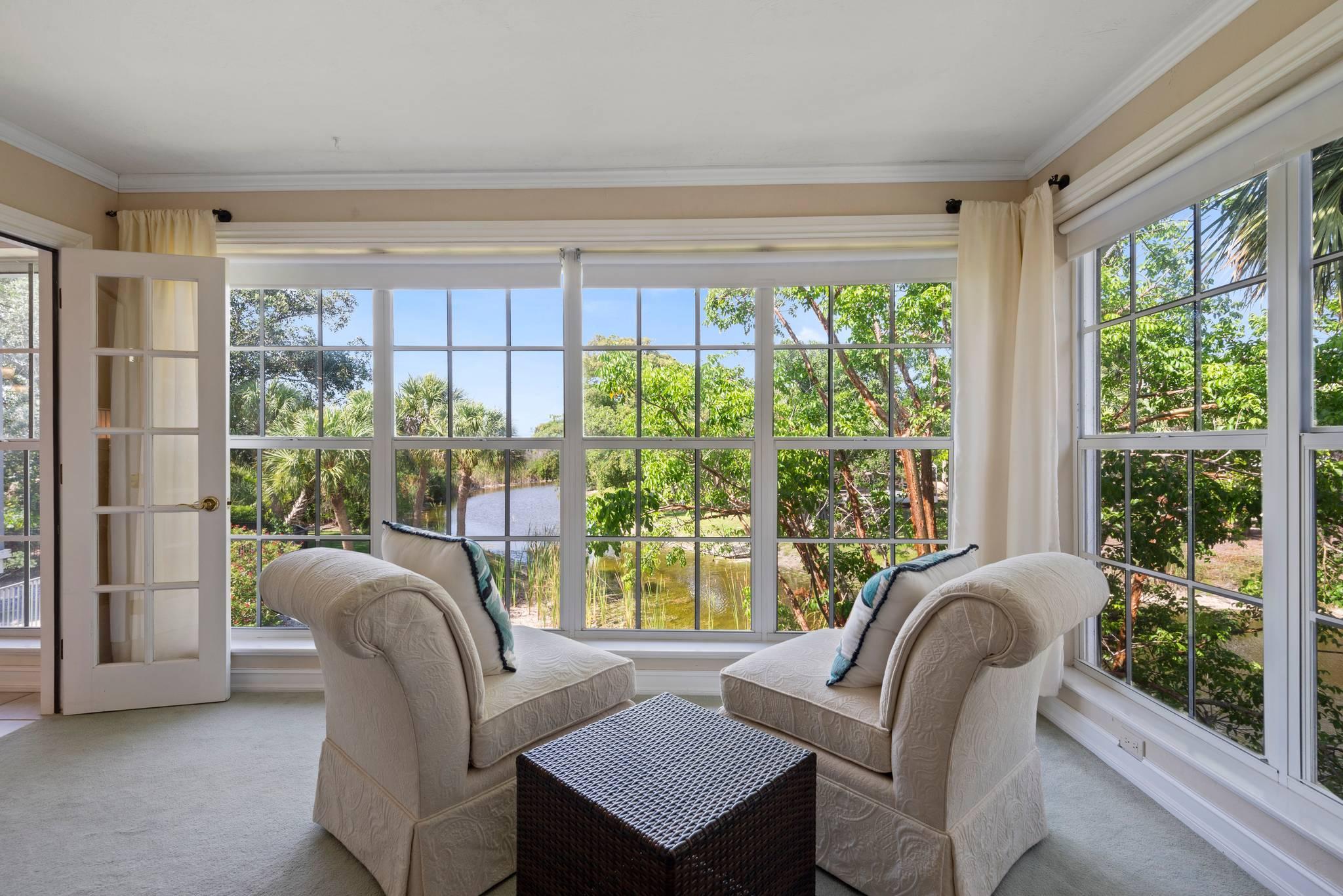 Cosmo Cottage Interior