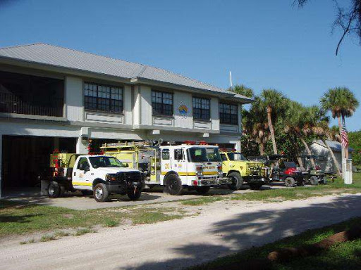 Upper Captiva Fire House